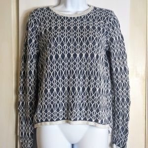 Ann Taylor Loft knit sweater size Medium